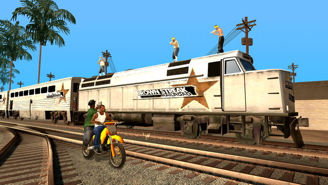 Grand Theft Auto: San Andreas (iPhone & iPad) review - photo 7
