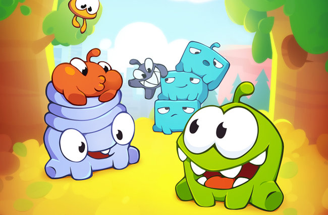 Cut the Rope 2 coming to iPhone and iPad 19 December, Android early 2014 - photo 1