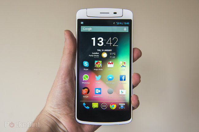 Oppo N1 review - photo 1
