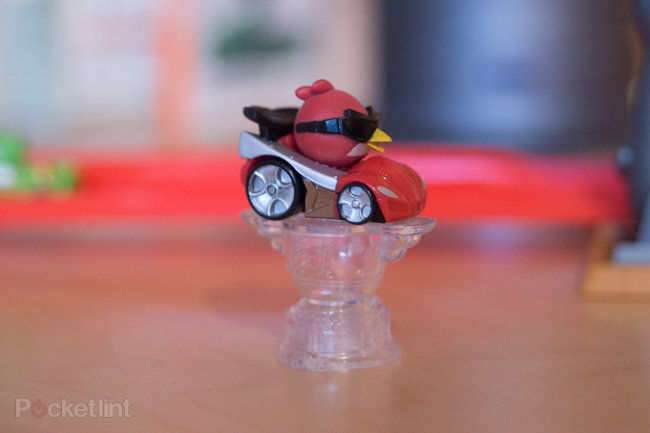 Angry Birds Go! Telepods Pig Rock Raceway Set review - photo 7