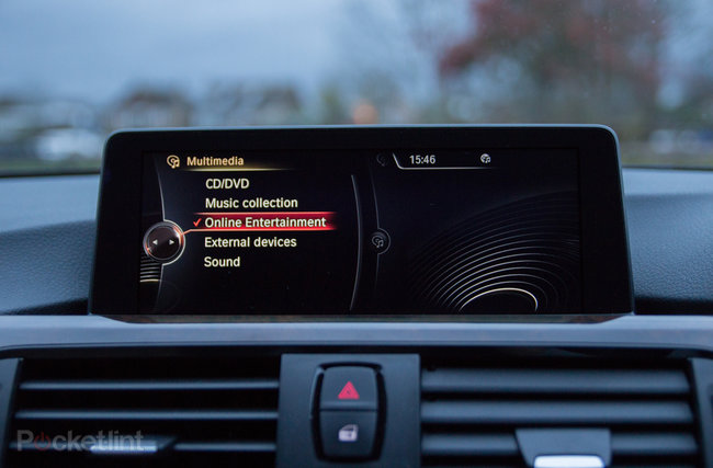 Hands-on: Rara music streaming in BMW 4 Series Coupé review - photo 2