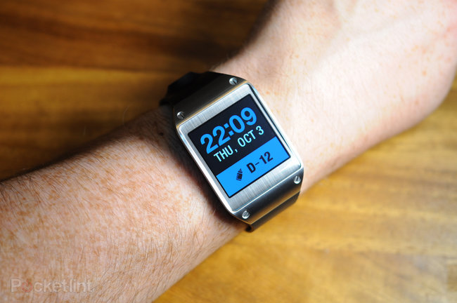 Samsung Galaxy Gear review - photo 1