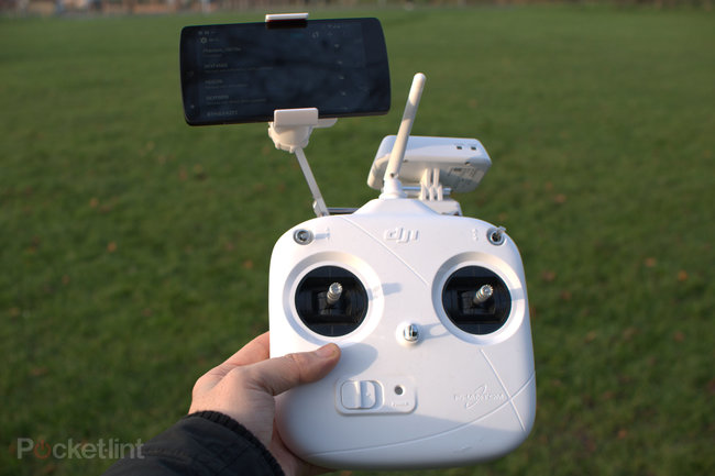 DJI Phantom 2 Vision review - photo 11