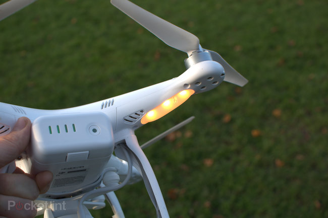 DJI Phantom 2 Vision review - photo 14