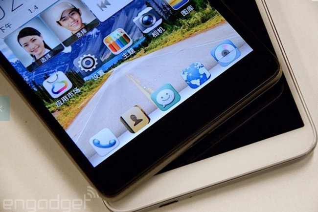 Huawei Ascend Mate 2 leaks in new photos - photo 1