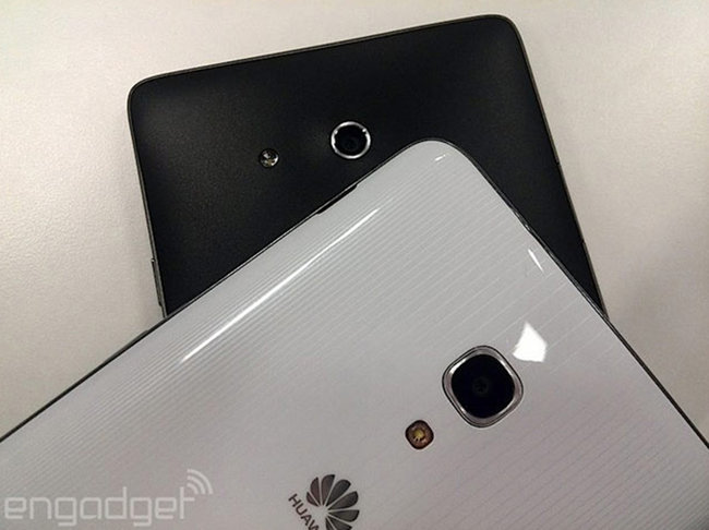 Huawei Ascend Mate 2 leaks in new photos - photo 2