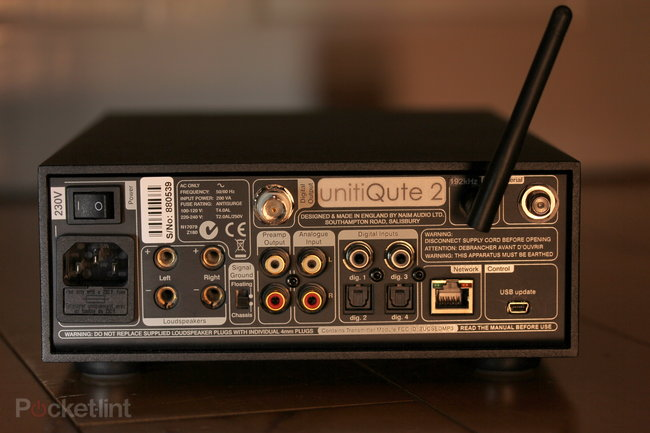 Naim UnitiQute 2 review - photo 6