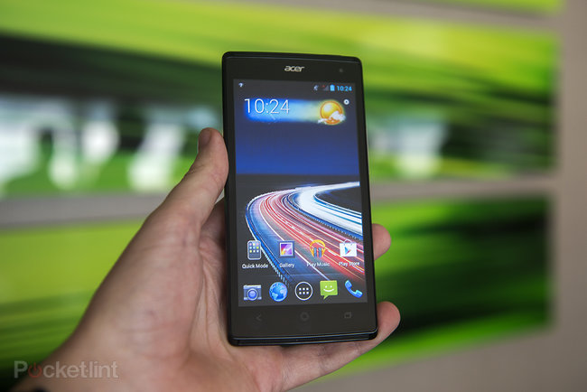 Hands-on: Acer Liquid Z5 review - photo 1