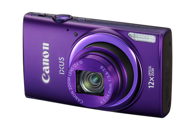 Canon wants us to get connected with PowerShot SX600 HS, Ixus 265 HS and new Selphy printers - photo 2