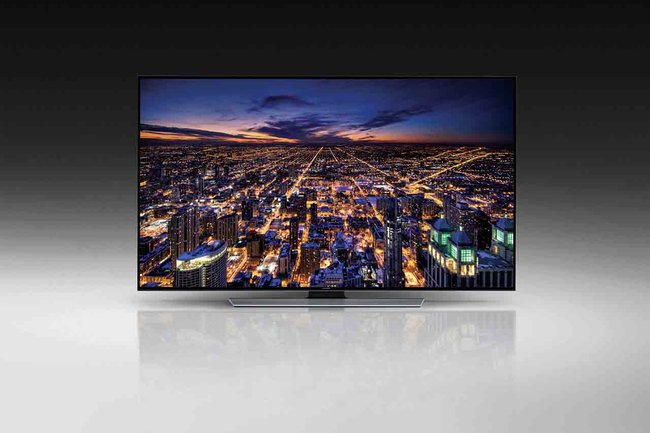 Samsung bets the farm on UHD TVs, including U9000 curved 4K consumer set - photo 4