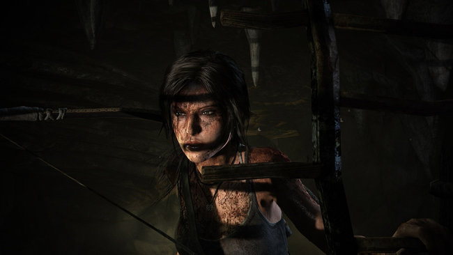 How awesome does PS4 Tomb Raider: Definitive Edition look? This awesome - photo 1