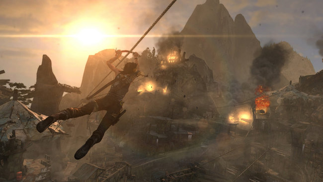 How awesome does PS4 Tomb Raider: Definitive Edition look? This awesome - photo 2