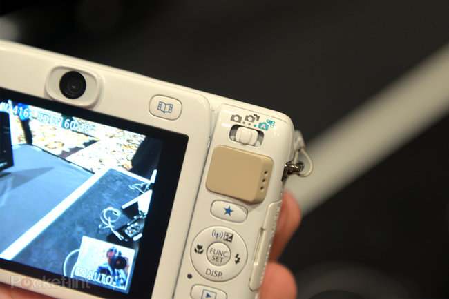 Hands-on: Canon PowerShot N100 goes whacky with front and rear cameras - photo 5