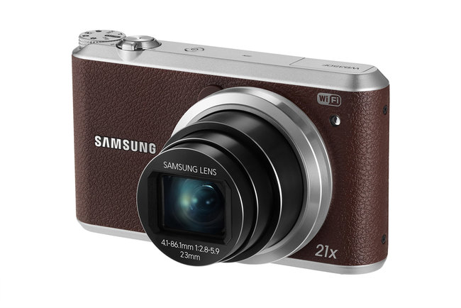 Samsung's new WB smart camera line-up offers something for all the family - photo 3