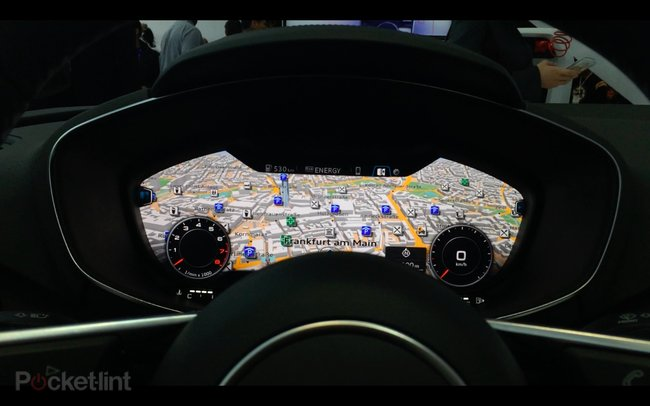 Audi partners with Nvidia to put virtual cockpit into new Audi TT (video) - photo 1