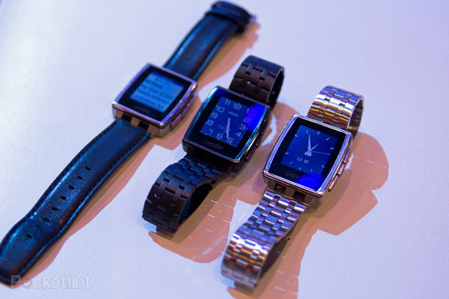 Hands-on: Pebble Steel review (video) - photo 3