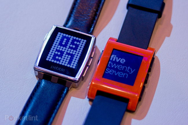 Hands-on: Pebble Steel review (video) - photo 4
