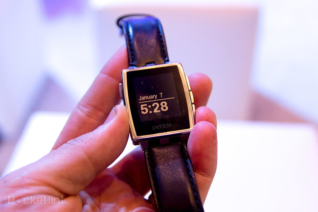 Hands-on: Pebble Steel review (video) - photo 9