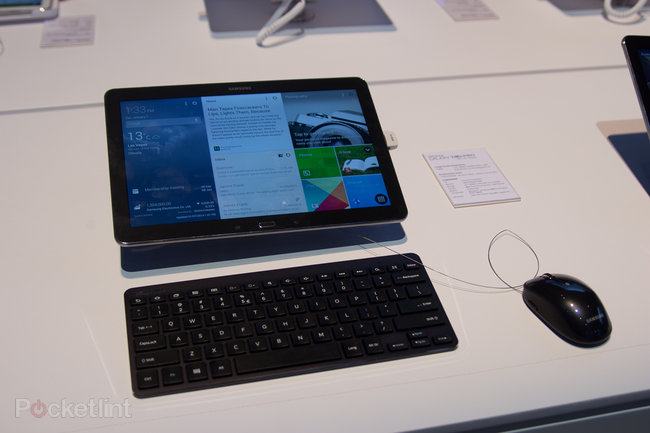 Hands-on: Samsung Galaxy Tab Pro review - photo 2