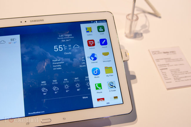 Hands-on: Samsung Galaxy Tab Pro review - photo 29