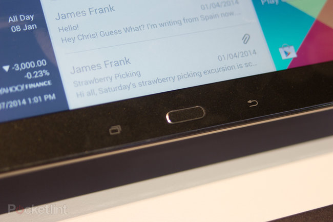 Hands-on: Samsung Galaxy Tab Pro review - photo 3