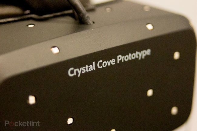 Hands-on: Oculus VR Crystal Cove prototype - photo 1