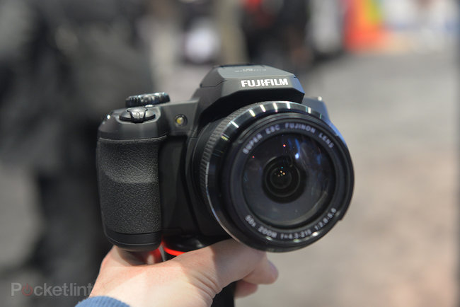 Hands-on: Fujifilm FinePix S1 review - photo 10
