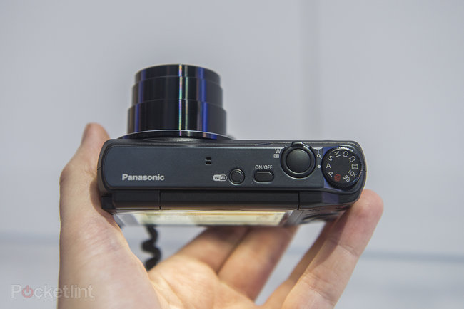 Hands-on: Panasonic Lumix TZ55 review - photo 3