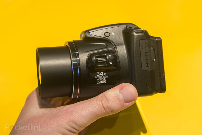 Hands-on: Nikon Coolpix L830 review - photo 2