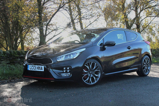 Kia Pro_Cee'd GT review - photo 5