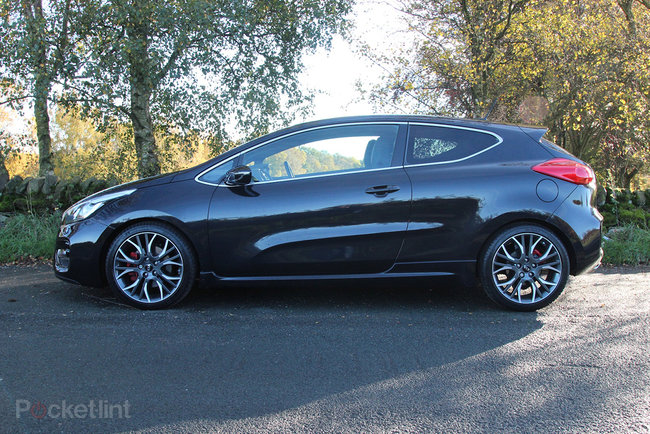 Kia Pro_Cee'd GT review - photo 8