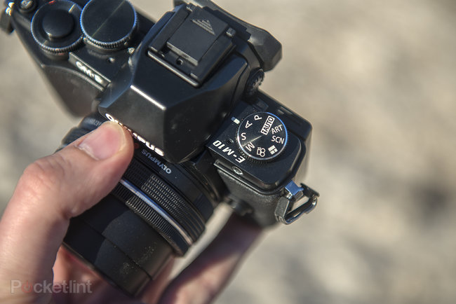 Hands-on: Olympus OM-D E-M10 review - photo 8