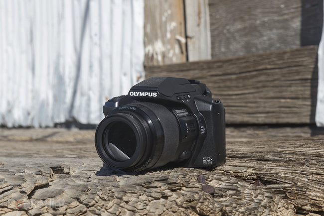Hands-on: Olympus Stylus SP-100EE review - photo 2