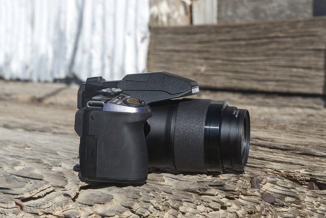 Hands-on: Olympus Stylus SP-100EE review - photo 3