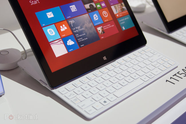 Hands-on: LG Tab-Book 2 review - photo 2
