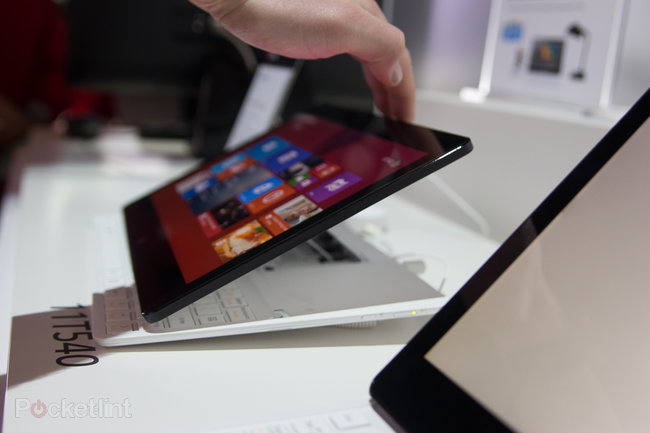 Hands-on: LG Tab-Book 2 review - photo 3