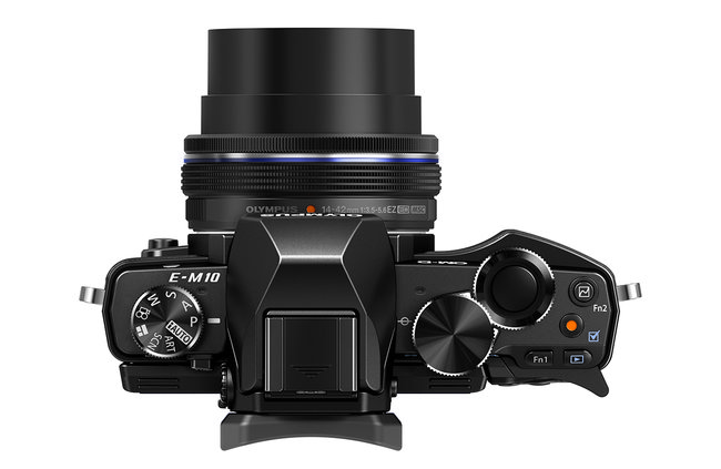 Olympus OM-D goes entry-level: E-M10 adds pop-up flash, maintains top-tier 16MP image quality - photo 3
