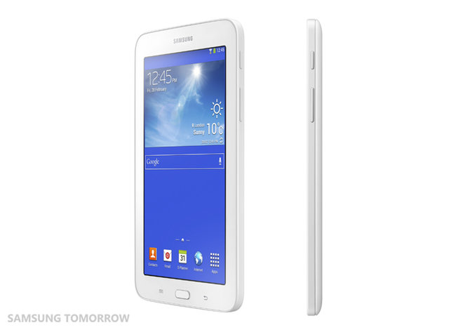 Samsung Galaxy Tab 3 Lite officially wades into 7-inch budget tablet territory - photo 2