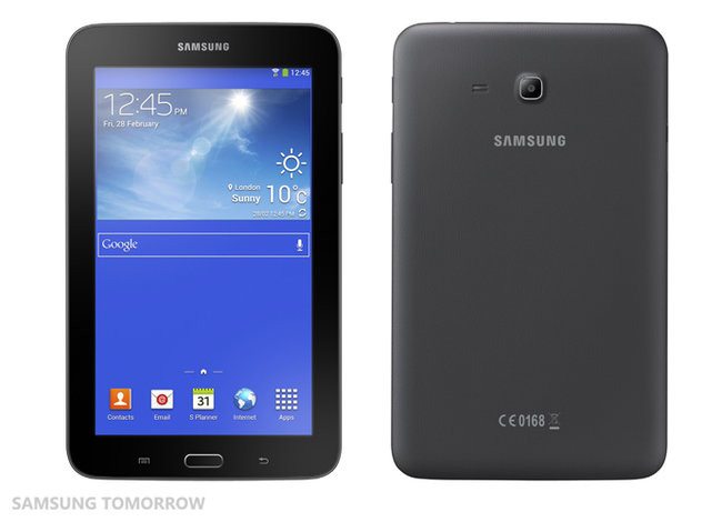 Samsung Galaxy Tab 3 Lite officially wades into 7-inch budget tablet territory - photo 3