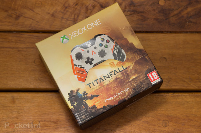 Xbox One Titanfall controller pictures and hands-on - photo 4