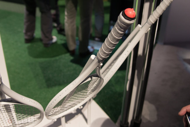 Sony Smart Tennis Sensor launching in Japan in May to help improve your swing - photo 3