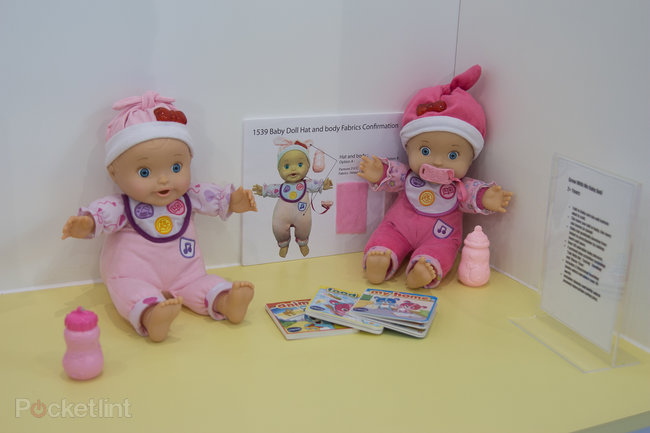 Vtech Grow With Me Baby Doll wants you to teach it what to say (video) - photo 1