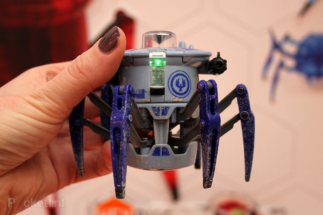 Hands-on: Hexbug Battling Spiders review (video) - photo 2