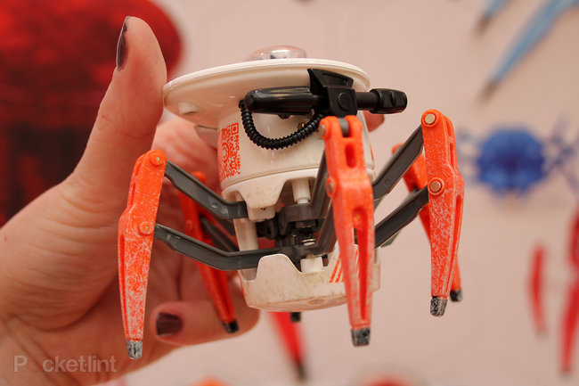 Hands-on: Hexbug Battling Spiders review (video) - photo 7