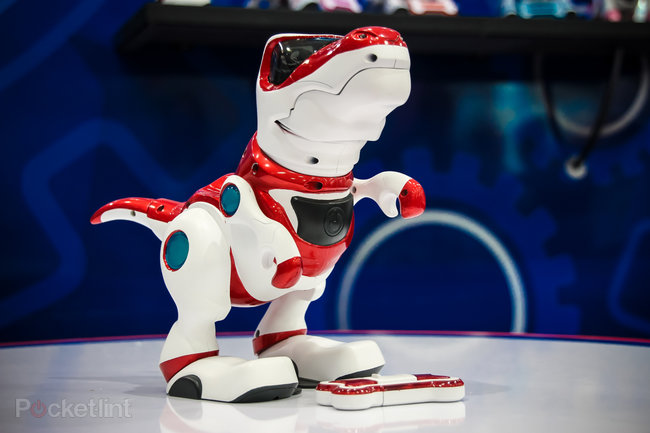 Teksta T-Rex, Kitty and Dalmation pictures and hands-on: The new robot pet range for 2014 (video) - photo 3