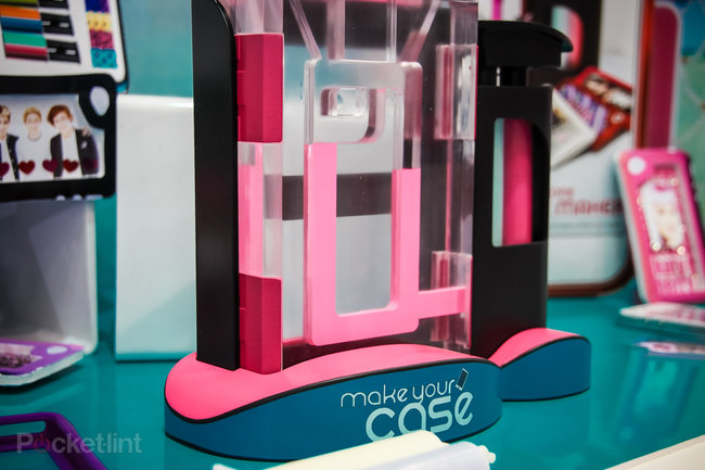 Make Your Case pictures and hands-on: The £25 toy that creates custom iPhone cases - photo 2