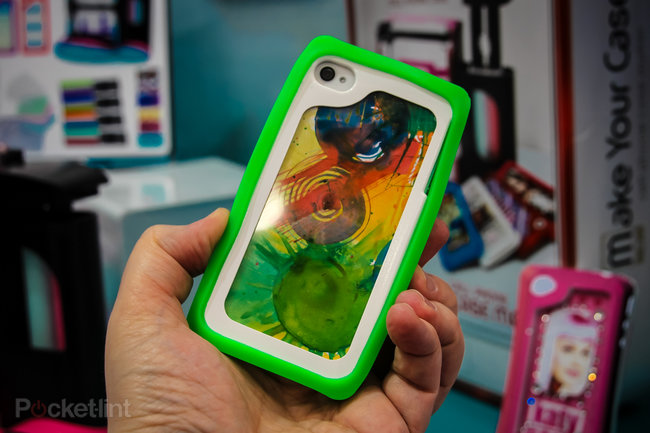 Make Your Case pictures and hands-on: The £25 toy that creates custom iPhone cases - photo 8