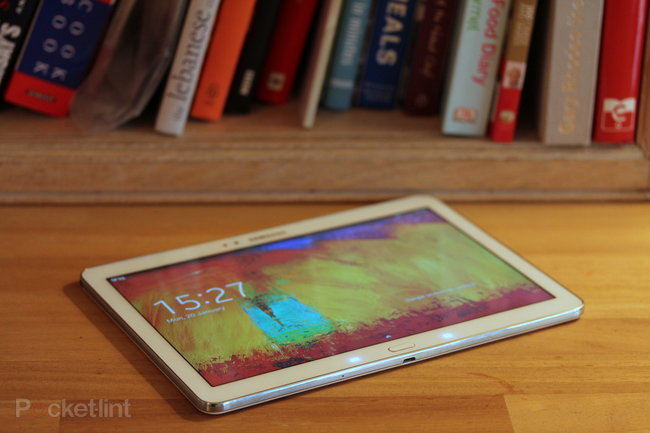 Samsung Galaxy Note 10.1 review (2014 Edition) - photo 3