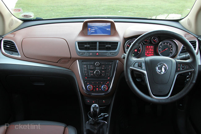 Vauxhall Mokka SE 1.7 CDTi 4x4 review - photo 5