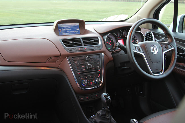 Vauxhall Mokka SE 1.7 CDTi 4x4 review - photo 6